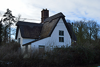 Church Cottage February 2014