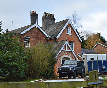 The Old Vicarage February 2014
