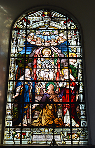 The east window October 2015