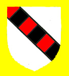 The Leventhorpe coat of arms