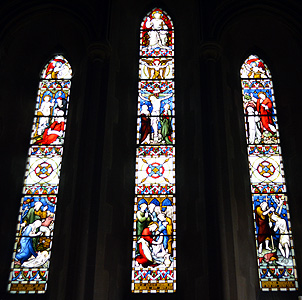 The east window September 2014