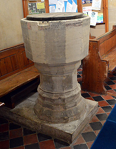 The font September 2014