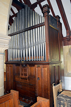 The organ September 2014