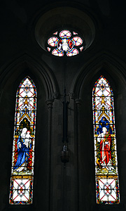 The west window September 2014