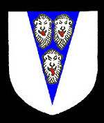 The Johnson family coat of arms