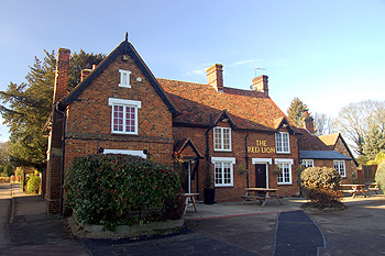 The Red Lion February 2012