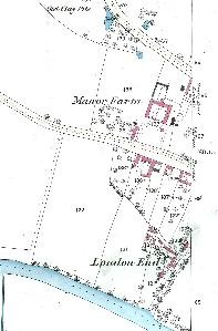 London End and Manor Farm 1884
