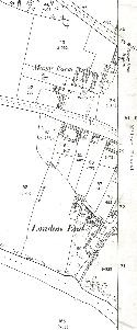London End and Manor Farm 1901