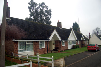 Old people's bungalows February 2011