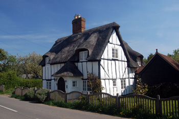 Manor Cottage April 2009