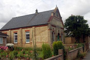 The former Methodist chapel July 2007