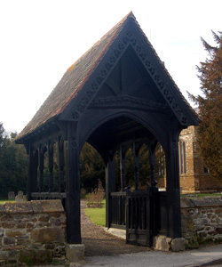 The lych gate March 2010