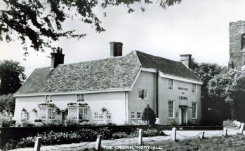 The Crown Public House in the 1960s [X758/1/28/34]