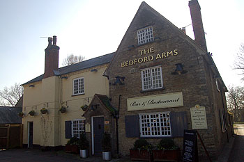 c6bd1342f7a Hosted By Bedford Borough Council  The Present Bedford Arms Public ...