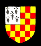 The Reynes family coat of arms