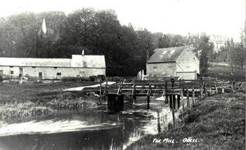Odell Mill about 1920