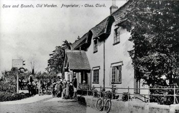 Hare and Hounds about 1914