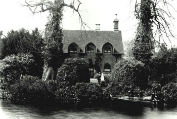 Lakeside Cottage about 1900