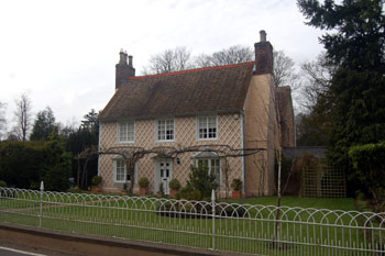 Old Vicarage March 2008