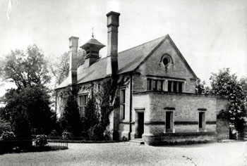 Old Warden School about 1900