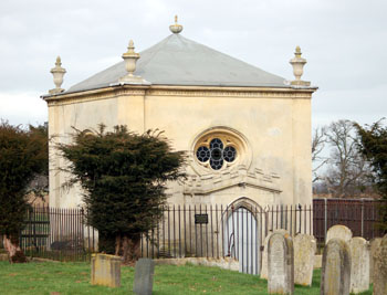 Ongley Mausoleum March 2008