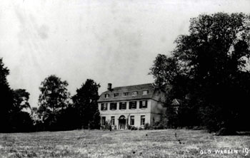 Orchard Grange about 1900
