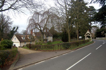 Parsonage Piece and pump March 2008