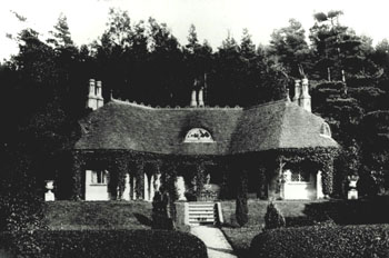 Swiss Cottage about 1900