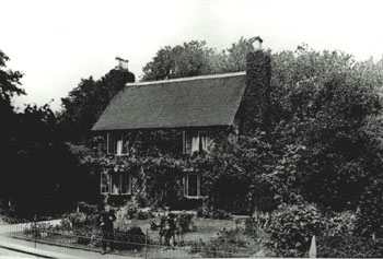 The Old Vicarage about 1900