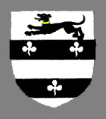 The Palmer family coat of arms