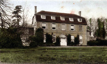 Vicarage about 1920