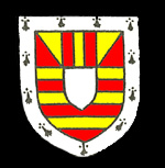 The Blankfront family coat of arms
