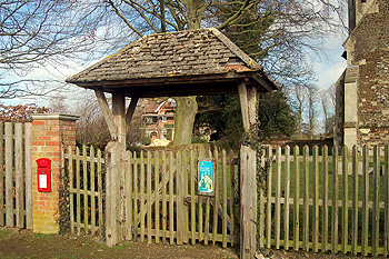 The lych gate February 2012