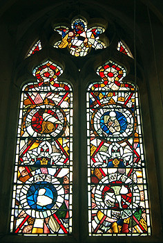 The west window January 2008