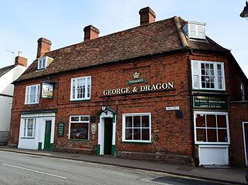 The George and Dragon February 2013