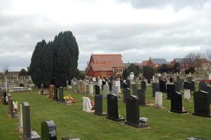 Potton Cemetery 2007