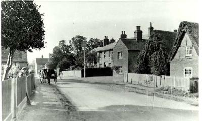 The Red Lion about 1900
