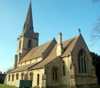 hosted by bedford borough council ridgmont church architecture. Black Bedroom Furniture Sets. Home Design Ideas