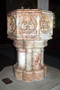 The font June 2011