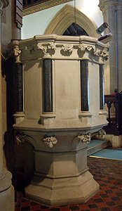 The pulpit June 2011