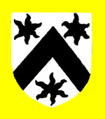 The Mordaunt family coat of arms