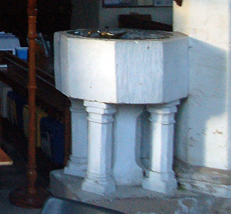 The font March 2010