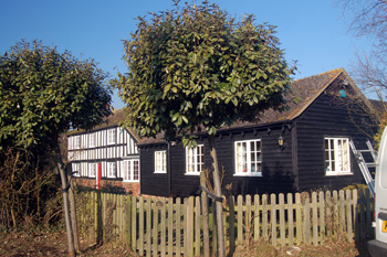 Rose Cottage January 2011