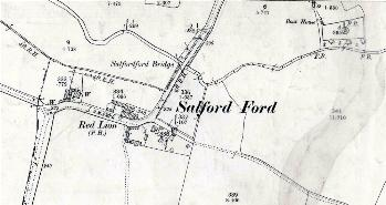 Salford Ford in 1901