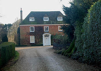 Salford Manor in January 2008