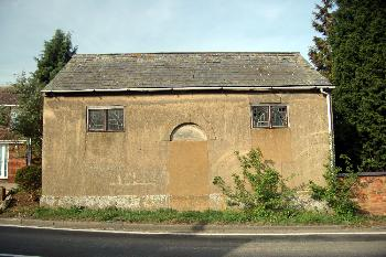 The former Wesleyan Methodist Chapel in April 2007