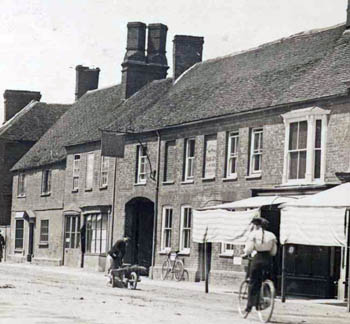 George Inn about 1900
