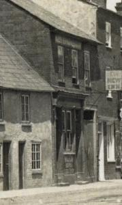 The New Inn about 1910 - picture courtesy of Howard Webb