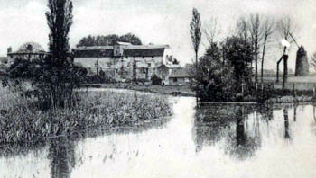 Shefford Mills about 1920