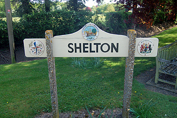The Shelton sign May 2011